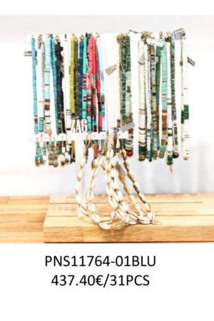 Ensemble de 31 colliers